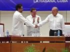 Governo da Colômbia e Farc assinam acordo de paz histórico