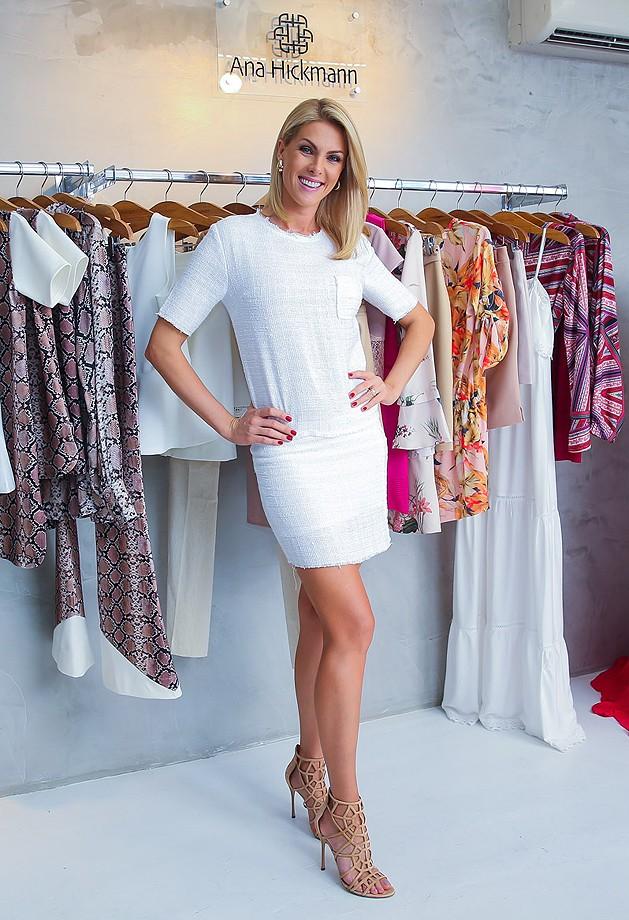 Ana Hickmann lança sua coleção de roupas (Foto  Manuela Scarpa Brazil News) fc317a16f1