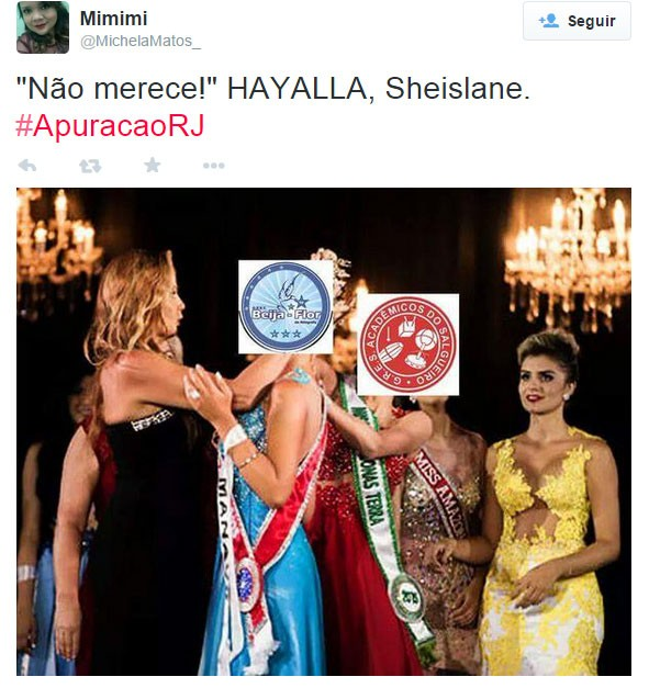 meme carnaval19 (Foto: Reprodução/Twitter)