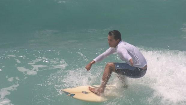 Guido Schäffer pode se tornar o primeiro santo surfista (Foto: Divulgação)