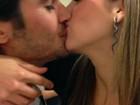Sophia Abrahão posta foto beijando Fiuk: 'Não sai do meu pensamento'