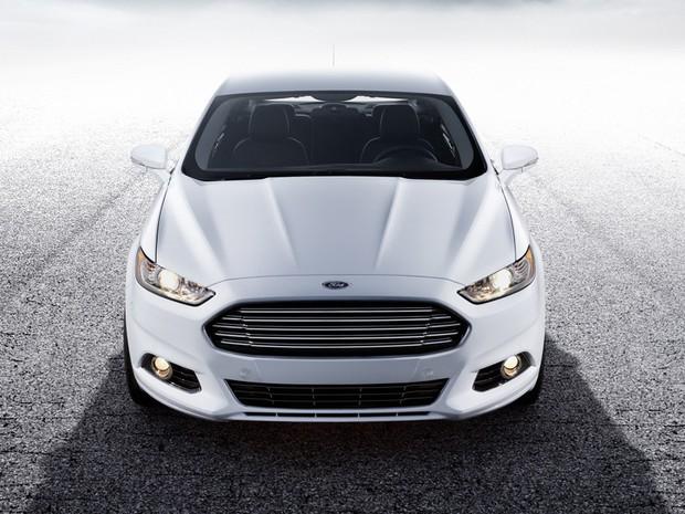 Nova geração do Ford Fusion (Foto: Divulgação)