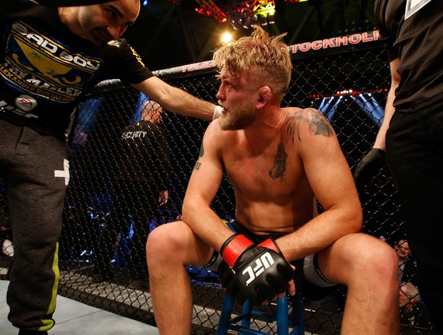 Alexander Gustafsson MMA UFC (Foto: Getty Images)