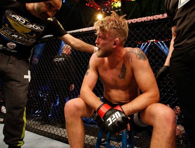 Alexander Gustafsson MMA UFC (Foto: Getty Images)