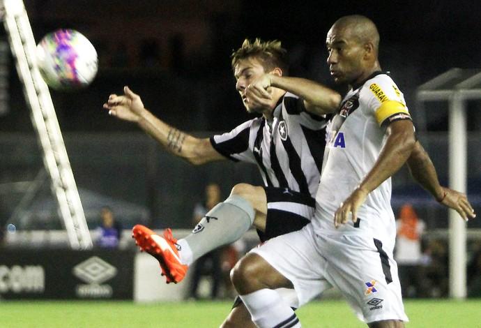 Rodrigo Vasco Luis Henrique Botafogo (Foto: Paulo Fernandes/Vasco.com.br)