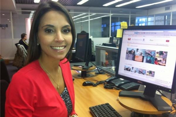 flávia marroni (Foto: Divulgação, RBS TV)