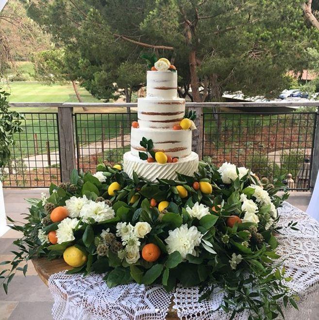 O casamento de Bianca Balti e Matthew McRae em Laguna Beach (Foto: Reprodução )