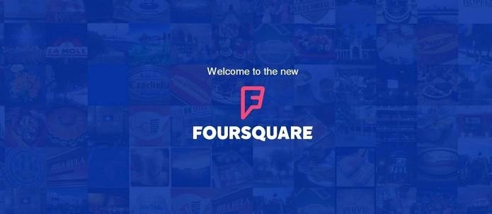 Foursquare se renova e ganha novas funcionaldades (Foto: Reprodução/Foursquare)