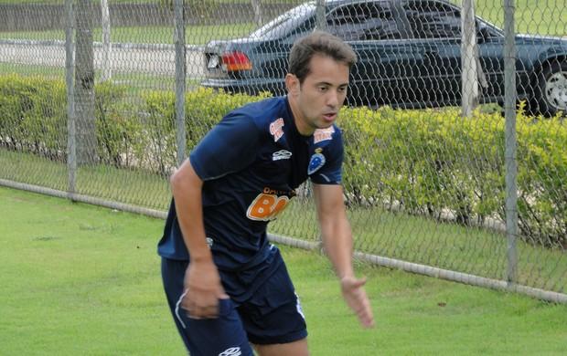 Éverton Ribeiro (Foto: Maurício Paulucci / Globoesporte.com)