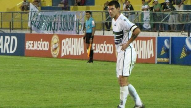 Radamés, volante do Icasa (Foto: Paulo Sérgio Dantas/Icasafc.com)