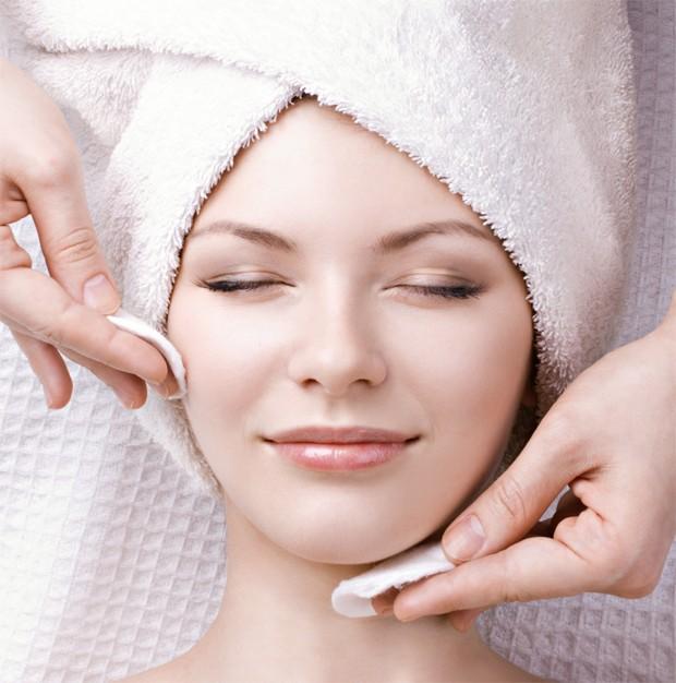 Limpeza de pele (Foto: Reprodução / Pinterest)