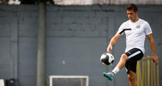 pronto (Ricardo Saibun/ Santos FC)