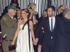 Em festa pós-Oscar, Natalie Portman levanta suspeita de nova gravidez