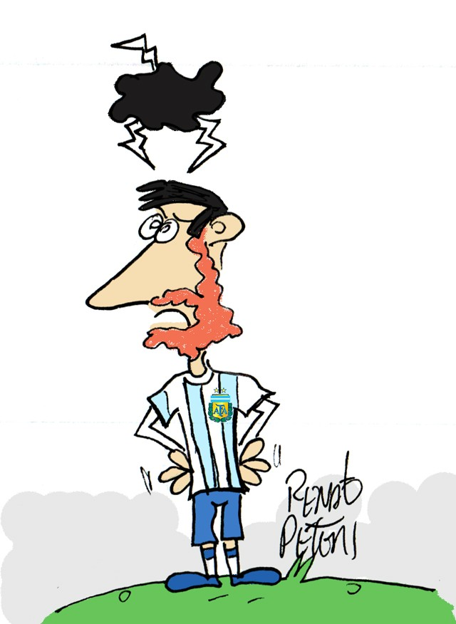 Que fase, Argentina-charge Peters
