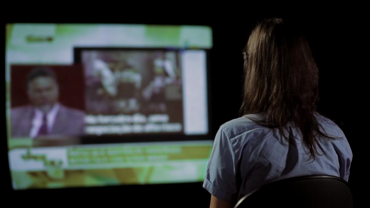 Trecho do documentário Quem Matou Eloá? (Foto: Reprodução)