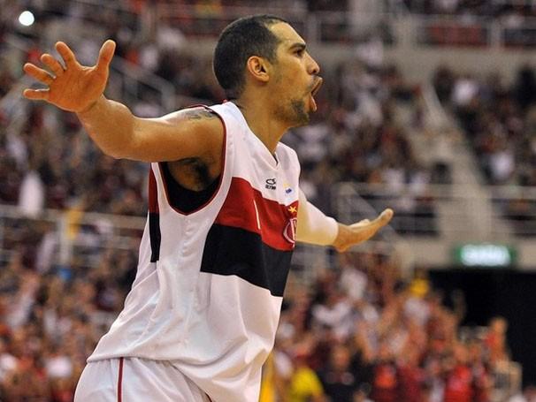 Flamengo, time do atacante Marquinhos, é o favorito ao título (Foto: João Pires/LNB/Reprodução: Globoesporte.com)