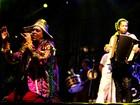Val Macambira e Orquestra Santo Antônio se apresentam no Pelourinho