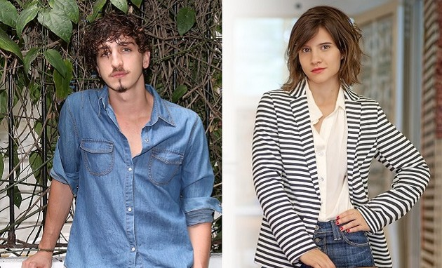Johnny Massaro e Bianca Comparato farão filme juntos (Arquivo)
