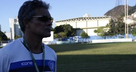 """""""Saio com as portas abertas"""" (Richard Pinheiro/GloboEsporte.com)"""
