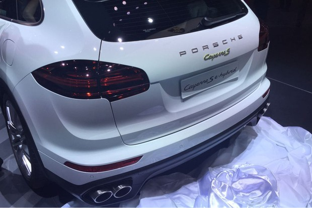 Porsche Cayenne S E-Hybrid (Foto: Gabriel Aguiar / Autoesporte)