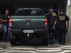 PF prende empresários de ônibus suspeitos de pagar propina no RJ