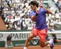 Com Zidane e Teddy Riner na torcida, Federer bate bósnio em Roland Garros