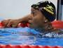 Atkinson supera russa e americana e bate recorde dos 50m peito no Japão