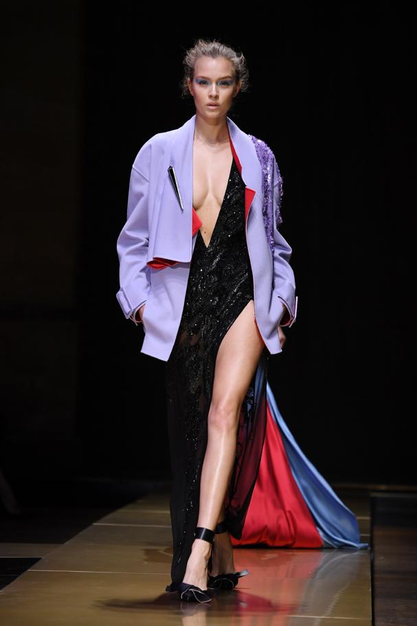 Atelier Versace Couture 2016  (Foto:  Pascal Le Segretain / Getty Images)