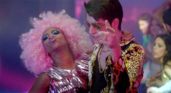 Boss in Drama se joga em balada ao lado de Karol Conká em novo clipe (Foto: Reprodução)
