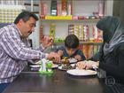 Refugiados que chegam ao Brasil enfrentam muitas dificuldades