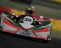 Liuzzi retribui 'primeiro amor' e é pole no Kart das Estrelas; Massa sai em 6º