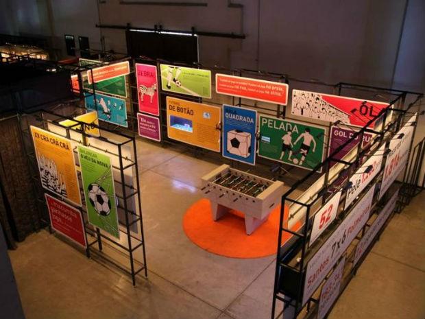 1a17c5b4c1dfa G1 - Exposição itinerante do Museu do Futebol é atração em Sorocaba ...