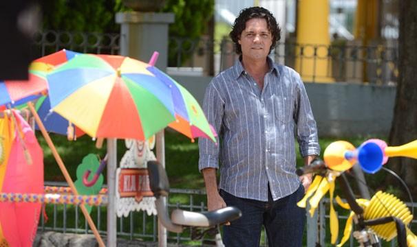 Felipe Camargo (Foto: Zé Paulo Cardeal/ TV Globo)