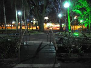 Parque do Ipê Uberaba (Foto: Sebastião Santos / Prefeitura de Uberaba)