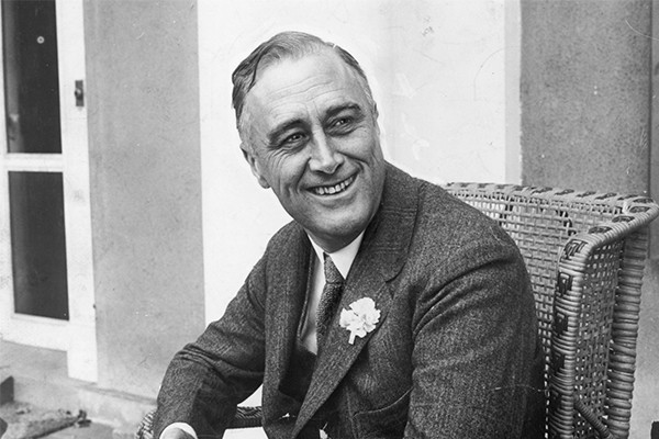 Franklin D. Roosevelt (Foto: Getty Images)
