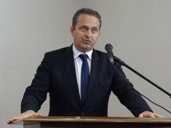 Campos anuncia nomes do PSDB no governo de Pernambuco. (Foto: Luna Markman/G1)