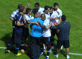 Grêmio Passo Fundo Gauchão 2015 Rio Grande do Sul (Foto: Reprodução/RBS TV)