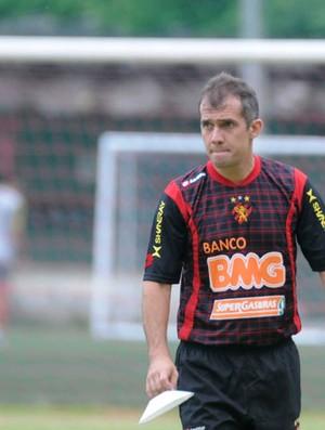 Sport - Eduardo Baptista (Foto: Aldo Carneiro)