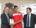Real Madrid supera Barcelona e contrata promessa espanhola do Mallorca