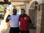 """""""Mesma emoção de quando treinei com um leão"""", diz Khabib sobre Tyson"""