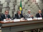 Senadores 'sabatinam' indicados para a diretoria do Banco Central