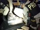 Casal é preso com 200 kg de maconha durante fiscalização na BA