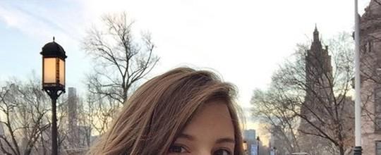 Alice Wegmann estuda em Nova York após 'Ligações Perigosas'