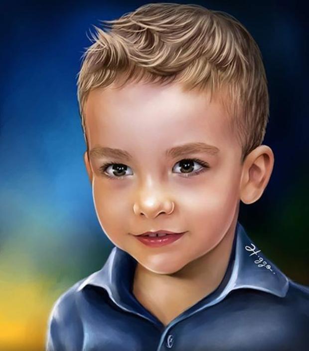 Alexandre, filho de Ana Hickmann (Foto: Reprodução/Instagram)