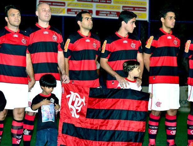 Petkovic jogo Flamengo futebol de 7 (Foto: Davi Pereira / JornalF7.com)