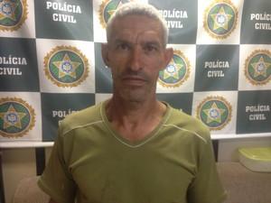 Pastor manteve relações sexuais com menina de 12 anos por pelo menos um mês (Foto: Divulgação / Pcerj)