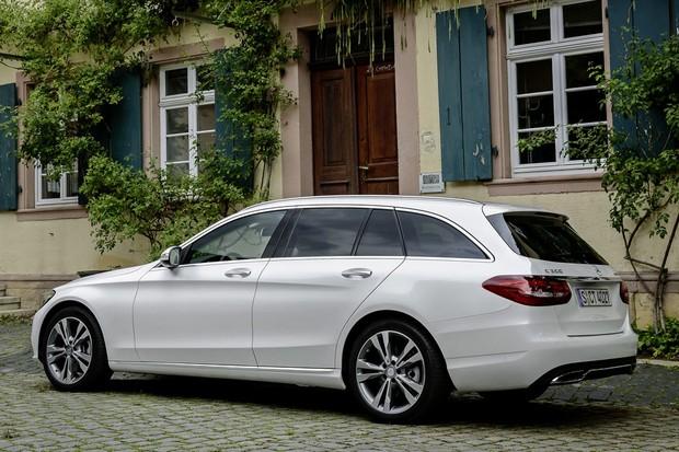 Mercedes-Benz C 300 Estate (Foto: Divulgação)