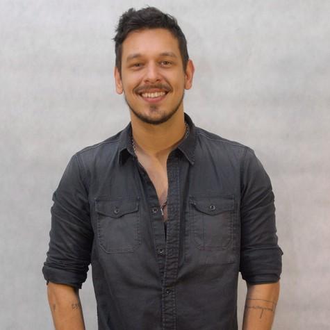 João Vicente de Castro (Foto: Zé Paulo Cardeal/TV Globo)