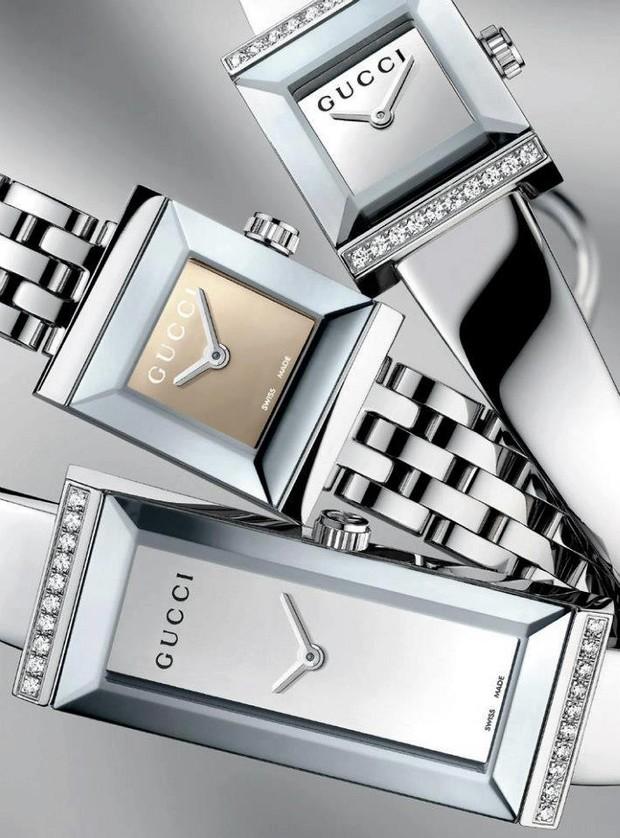 Relógios Gucci (Foto: Reprodução/ Facebook)