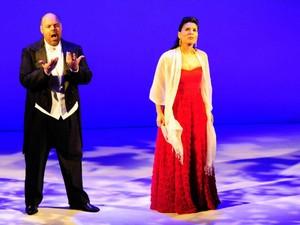 Ainda neste mês, o Centro de Convivência da Aparecida e o Teatro da Instalação receberão versões pocket da ópera de Giuseppe Verdi (Foto: Foto: Wesley Andrade/SEC)